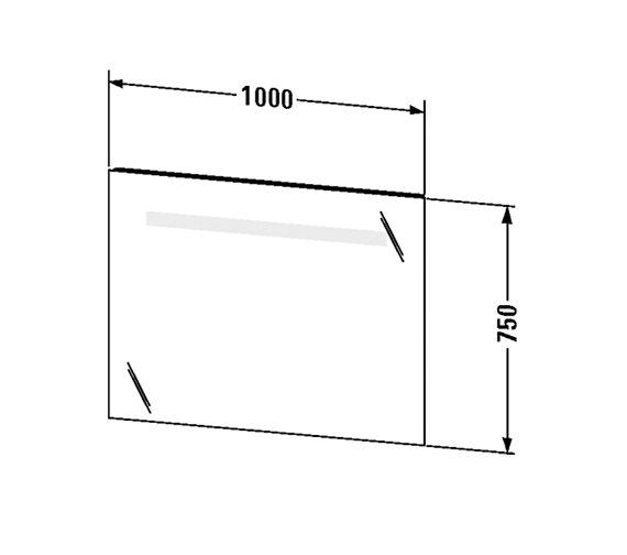 Technical drawing QS-V63318 / KT733200000