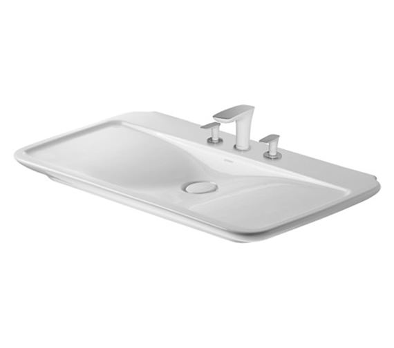 Duravit PuraVida 1000 x 525mm Furniture Washbasin - 0371100000