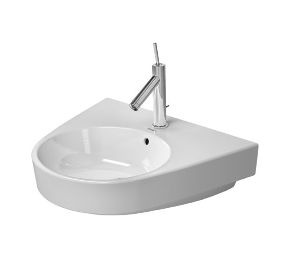 Duravit Starck 2 600 x 500mm Washbasin - 2323600000