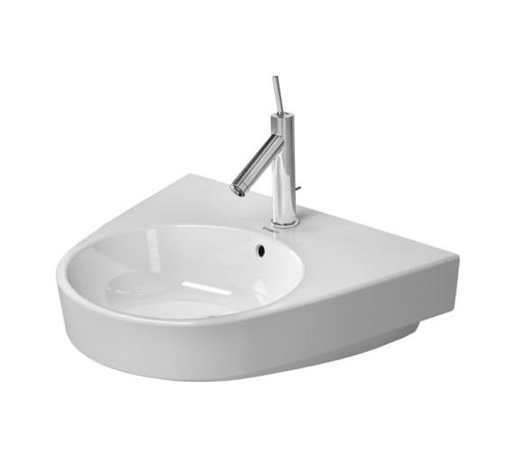 Duravit Starck 2 600 x 500mm Washbasin - 2323600000