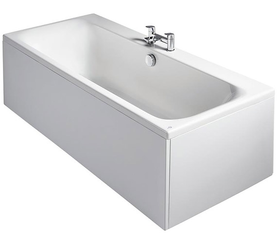 Ideal Standard Tonic II Idealform Plus DE 1800mm Bath With Filler Waste