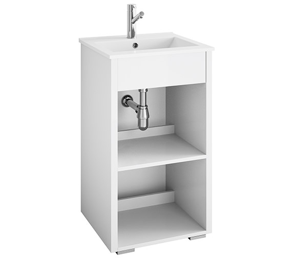 Croydex Norton 500mm Vanity Unit - WS010222