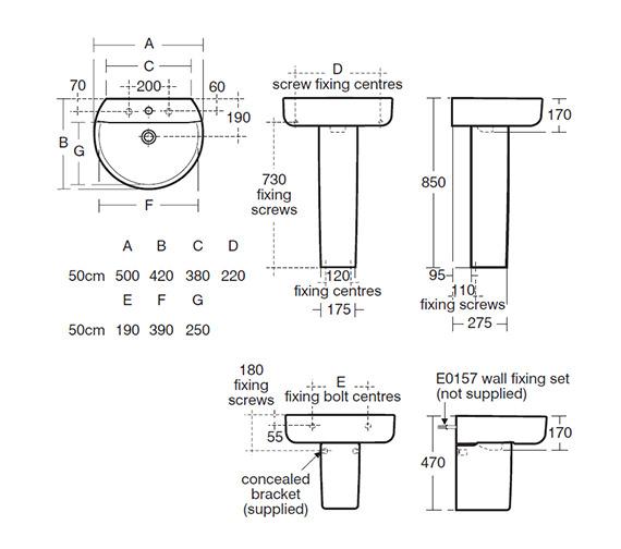 Technical drawing QS-V84019 / E789201