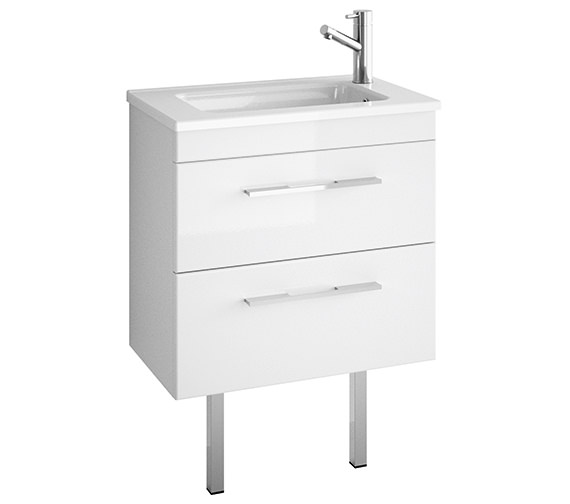 Croydex Chinnock Vanity Unit 360mm Depth - WS010722