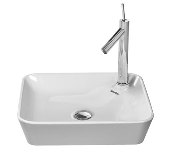 Duravit Starck 1 460mm Ground Washbowl - 2322460000