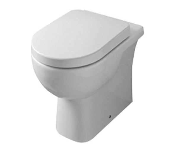 Essential Lily Back To Wall Pan Only - EC1006