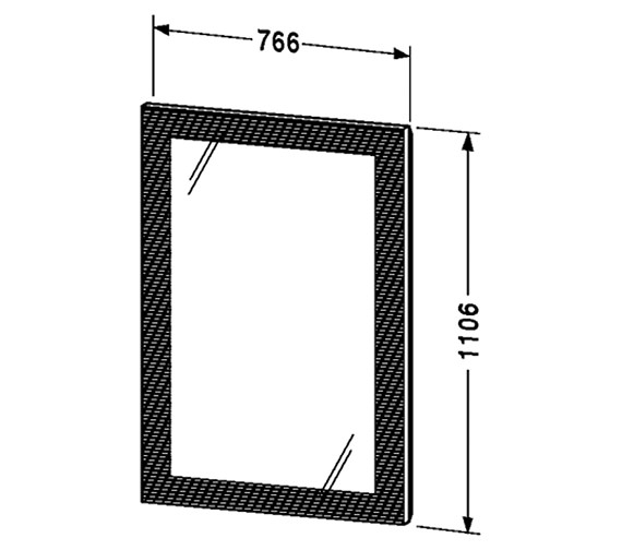 Technical drawing QS-V63323 / CC964100000