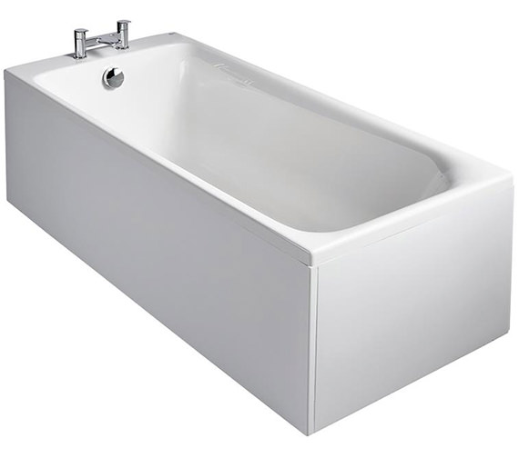 Ideal Standard Tonic II Idealform Plus SE 1700mm Bath With Filler Waste
