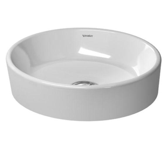 Duravit Starck 2 400mm Grinded Washbowl - 2321440000