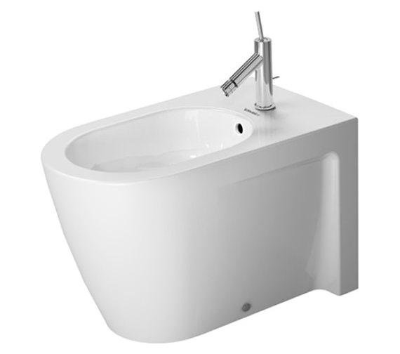 Duravit Starck 2 370 x 630mm Floor Standing Bidet - 2272100000