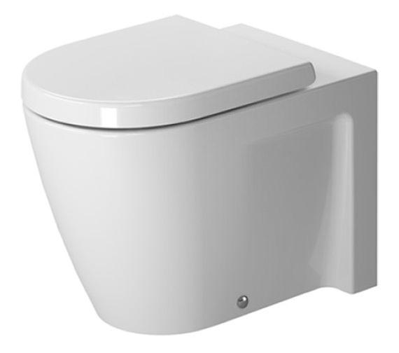 Duravit Starck 2 Floor Standing Toilet 370 x 570mm - 212809