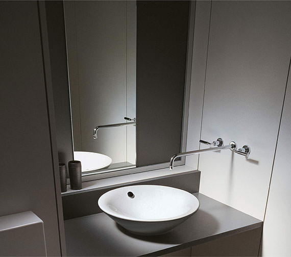 Duravit Starck Mirror With LED Lighting 766 x 1106mm - S1964100000