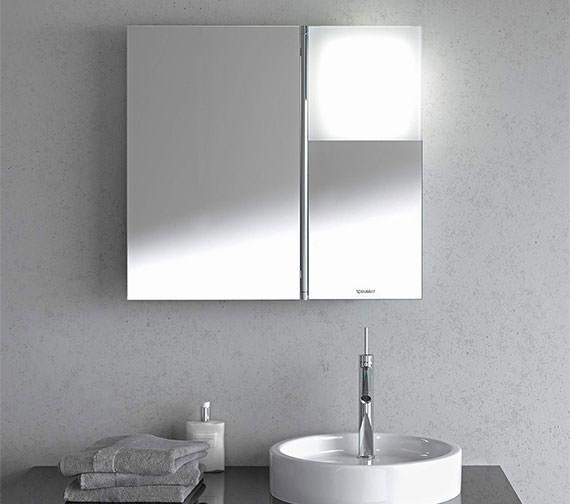 Duravit Starck Mirror Cabinet 600 x 700mm - S19720L0000
