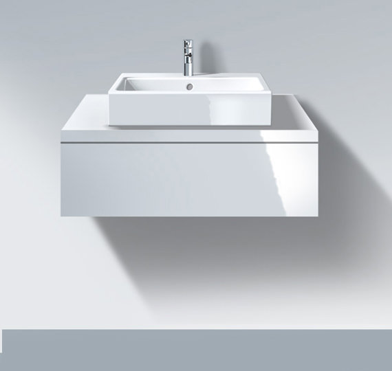 Duravit Delos 800 x 565mm Console With Drawer - DL678801818
