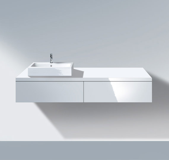 Duravit Delos 1500 x 565mm Console For Wash Bowl - DL6791L1818