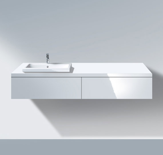 Duravit Delos 1800 x 565mm Console For Vanity Basin - DL6892L1818