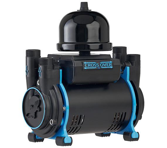 Salamander CT80BU 2.6 Bar Twin Impeller Universal Bathroom Pump