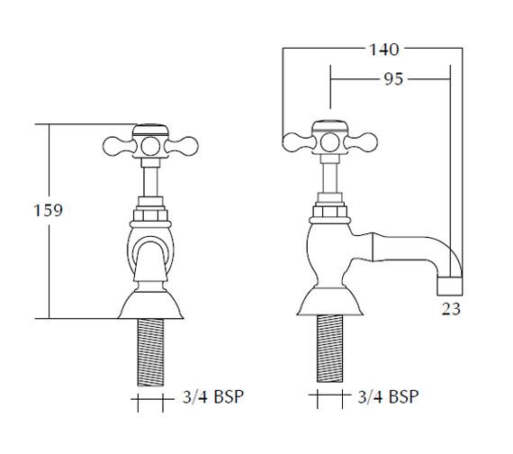 Technical drawing QS-V44077 / XO60020100W