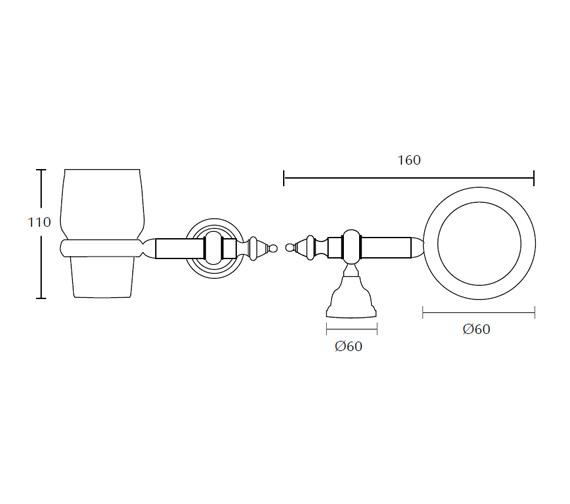 Technical drawing QS-V44201 / XD20150100