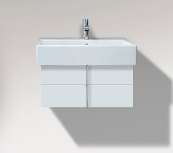 Duravit Vero 650mm 2 Drawer Unit And 700mm Basin