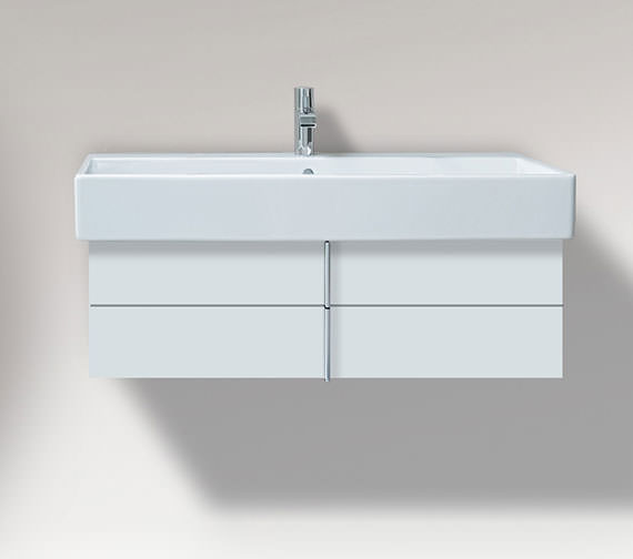 Duravit Vero 950mm 2 Drawer Unit And 1000mm Basin