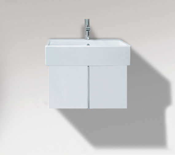 Duravit Vero 550mm Pull Out Compartment And 600mm Basin