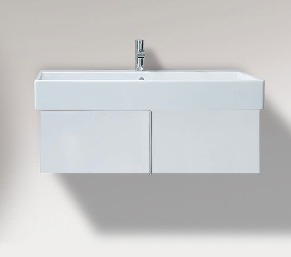 Duravit Vero 950mm Pull Out Compartment And 1000mm Basin