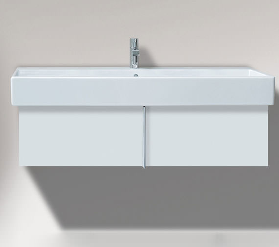 Duravit Vero 1150mm Pull Out Compartment And 1200mm Basin