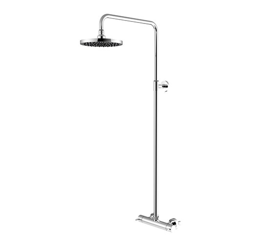 Essential Angel Thermostatic Bar Mixer With Fixed head - ES101
