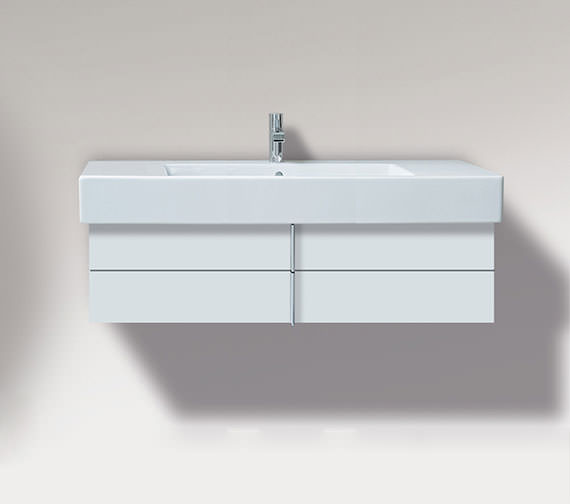 Duravit Vero 800mm 2 Drawer Unit And 850mm Basin