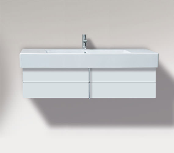 Duravit Vero 1000mm 2 Drawer Unit And 1050mm Basin