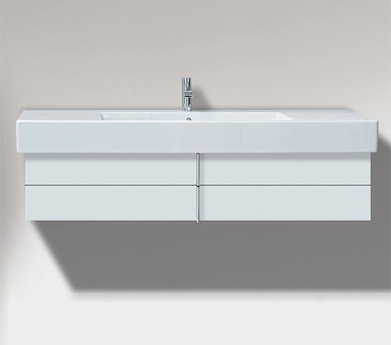 Duravit Vero 1200mm 2 Drawer Unit And 1250mm Basin