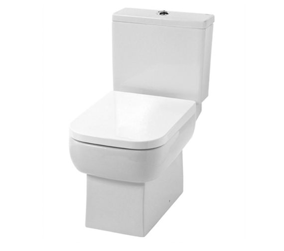 Essential Orchid Close Coupled WC Pack - EC3003