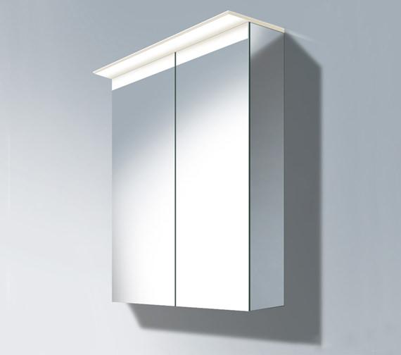 Duravit Delos 600mm Mirror Cabinet