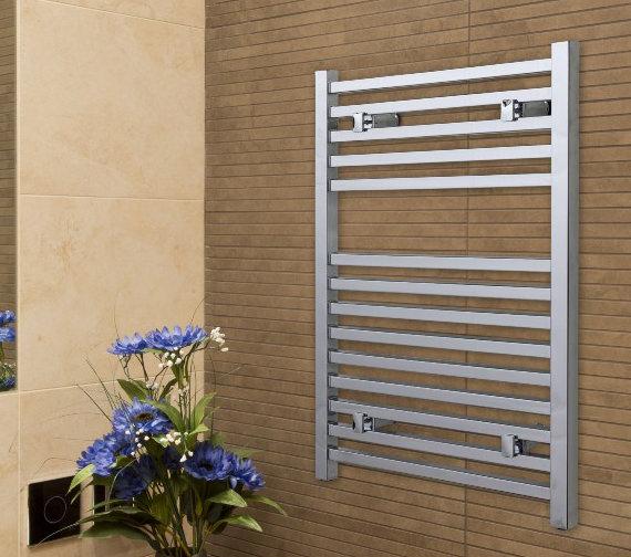 Essential Todi Towel Warmer 500 x 1703mm - 148274