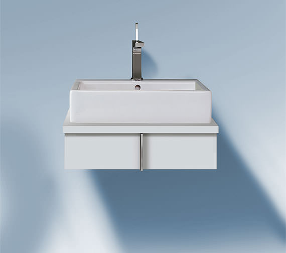 Duravit Vero 600 x 518mm Single Drawer Vanity Unit For Console