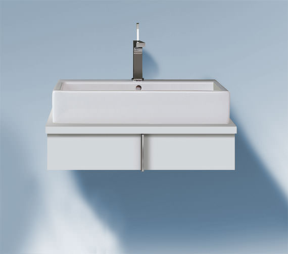 Duravit Vero 1000 x 518mm Single Drawer Unit For Console - VE656201818