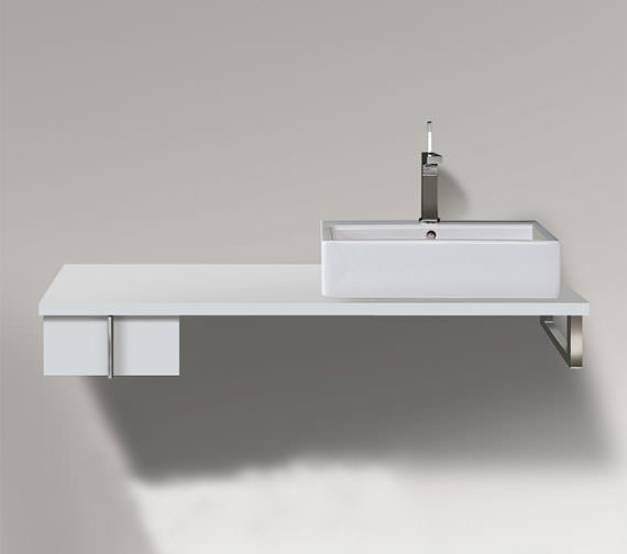 Duravit Vero 300 x 518mm 1 Drawer Cabinet for Console - VE656601818