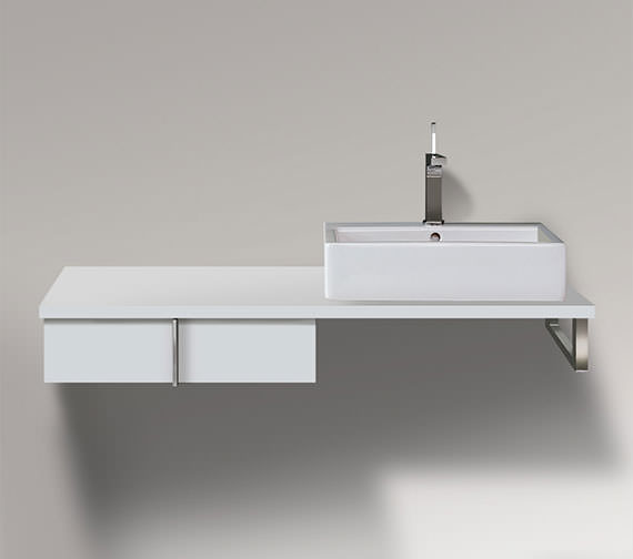 Duravit Vero 600 x 518mm 1 Drawer Cabinet For Console - VE656901818