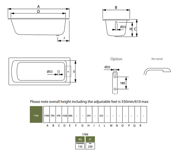 Technical drawing QS-V40713 / ZCI000010