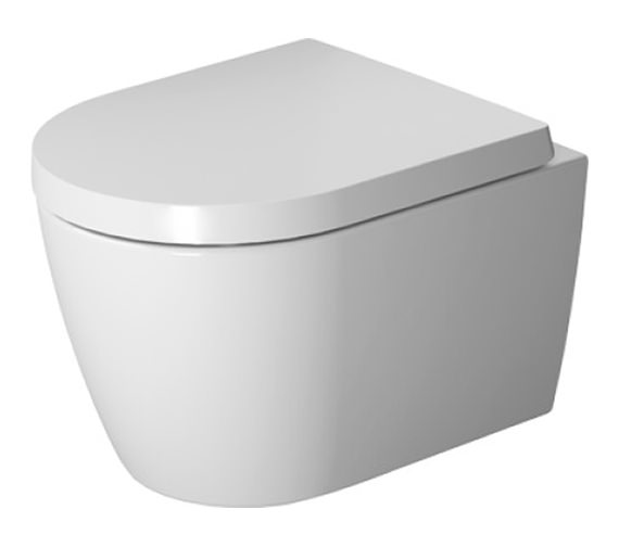 Duravit ME By Starck Compact Wall Mounted Toilet - 2530090000