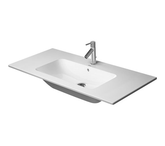Duravit ME By Starck 1030mm 1 Taphole Furniture Washbasin - 233610