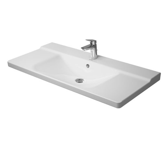 Duravit P3 Comforts 1050mm Furniture Washbasin - 2332100000