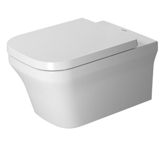 Duravit P3 Comforts 380 x 570mm Wall Mounted Toilet - 2561090000