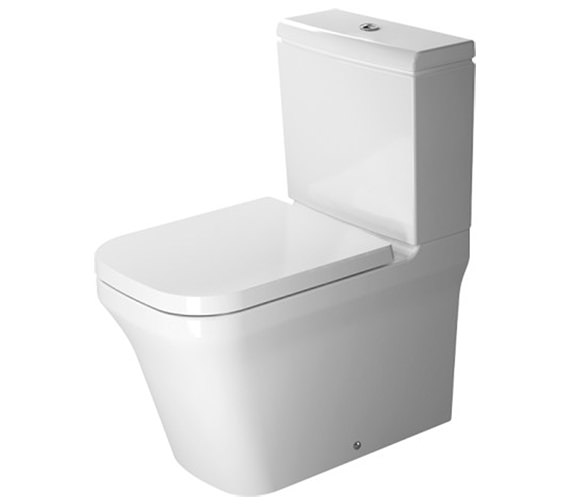Duravit P3 Comforts Close Coupled Toilet With Cistern