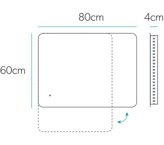 Technical drawing QS-V17077 / 79200000