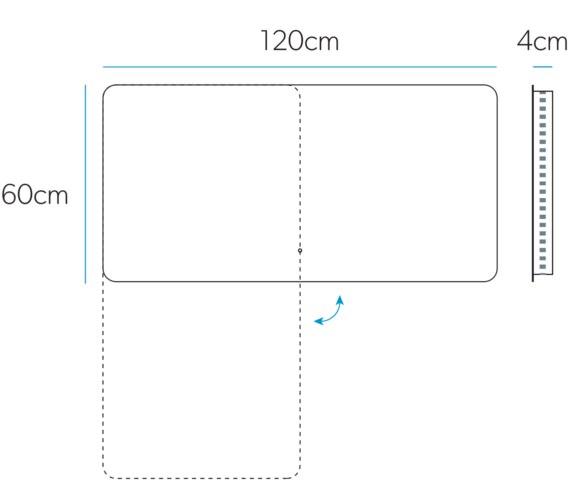 Technical drawing QS-V19691 / 79300000