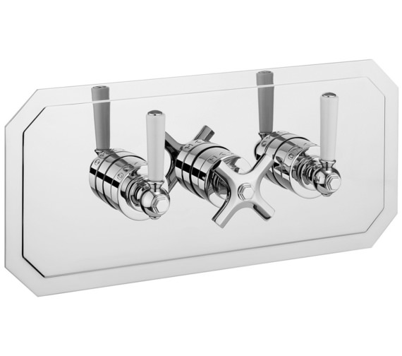 Alternate image of Crosswater Waldorf Landscape 3 Control Thermostatic Valve