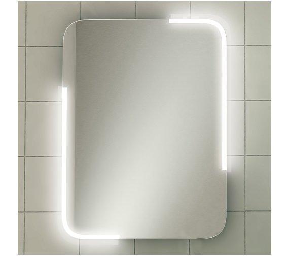 HIB Orb 50 LED Ambient Mirror 500 x 700mm