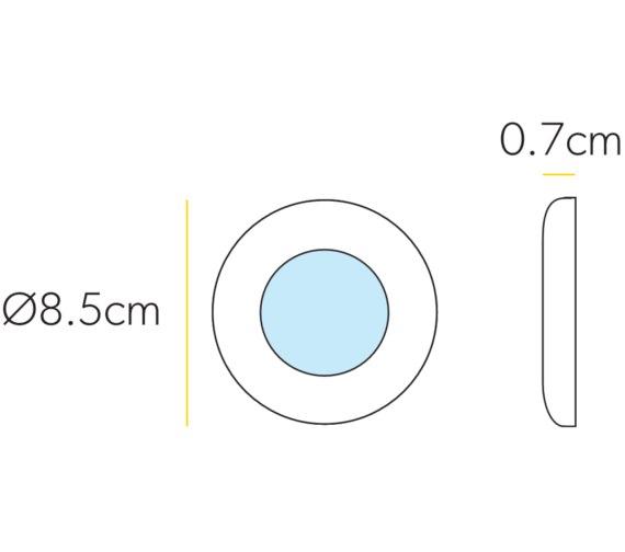 Technical drawing QS-V35274 / 5910